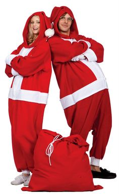 Adult Santa Suit Funsies Costume - Candy Apple Costumes - SantaCon Costumes