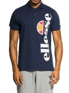 Ellesse Covini Polo - Dress Blues #ellesse #tshirt #tee