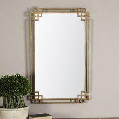 Uttermost Devoll Mirror gold #drdmirrors