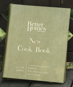Souvenir edition Better Homes and Gardens cookbook by junkism, $25.00