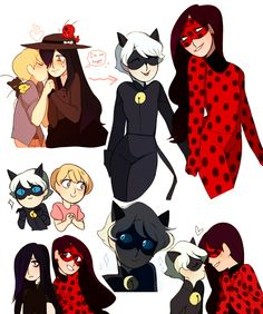 more julekaxrose please especially in that au where they're chat noir and ladybug