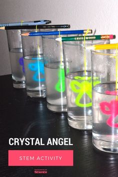 Make Crystals | Saturated Solution Science - #FunScience #STEMProject #rookieparentingscience