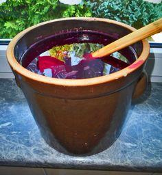 zakwas z buraków naturalnie fermentowany