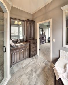 Beautiful Houses Interior, House Beautiful, Beautiful Homes, Bathroom  Gallery, New Home Builders, New Homes For Sale, Model Homes, Beautiful  Bathrooms, ...