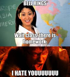 Funny Memes about School Teachers