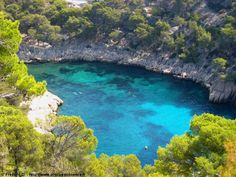 Calanques, Cassis, South of France