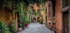 italian city streets - Google Search