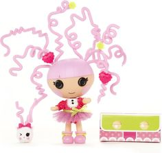 Lalaloopsy Littles Silly Hair - Trinket Sparkles