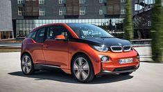 Electric car BMW 2014