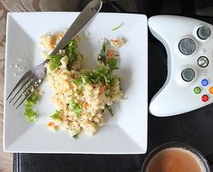 Upma. Savory cream of wheat/rice with nuts and veggies. Vegan breakfast.glutenfree option - Vegan Richa