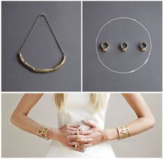 """Fresh Shops: Jessie Harris London. """"Since I primarily started designing for myself, it's exciting to see other people wearing my jewellery, knowing that we are sharing a mutual appreciation for a design that came from a very personal idea."""""""