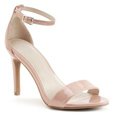 Womens Charles by Charles David Women's Parker Nude Smooth Pump Wholesaler Size 36