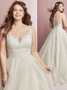 ddfd03b8a Eliza Jane Wedding Dress From Pure Brides in Norwich Designed By Rebecca  Ingram Vestidos De Novia