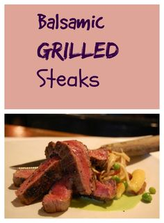 These steaks are so good!