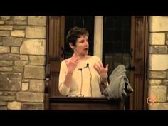 Caroline Myss - How to Understand the Creative Power of Your Intuitive Nature Part 01 - YouTube
