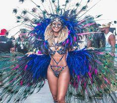 Trinidad Carnival 2018