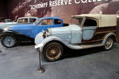 Bugatti T57 Ventoux Gangloff s-n 57297 1934 Bugatti T40 Break de Chasse Gangloff s-n 40485 1929