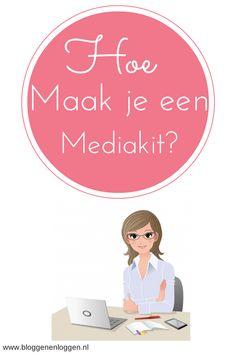 Mediakit: wat is het, en hoe maak je er eentje?