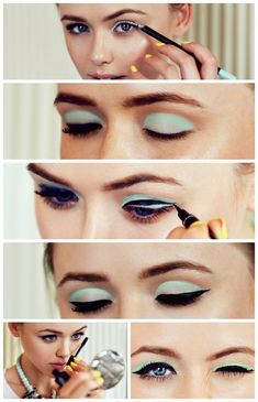 10 Step By Step Makeup Tutorials To Make You Look Like A Pro fashion makeup style diy makeup ideas makeup tutorials diy makeup tutorials diy makeup ideas
