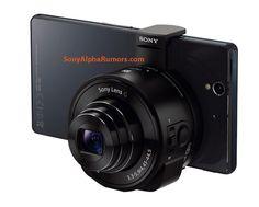 Una lente de cámara Sony para agregar a tu smartphone