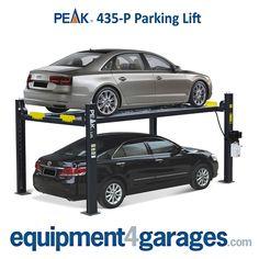 Parking Lift | Car Storage Ramps | 4 Post | PEAK 435