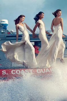 by Annie Leibovitz for Vogue US