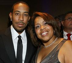Ludacris and Mother