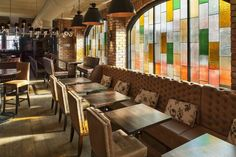 2013 Restaurant &Bar Design Award Winners- Multiple Bar or Club: Baroosh / Harrison.