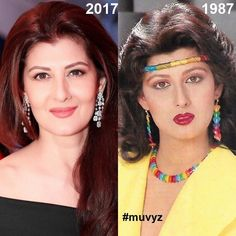 Bollywood actress Sangeet bijlani now and then Indian Celebrities, Bollywood Celebrities, Bollywood Actress, Actress Pics, Old Actress, Most Beautiful Indian Actress, Beautiful Actresses, Sneha Saree, Miss World 2000