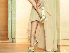 Tacones de moda: Especial zapatos de tacón para mujeres altas