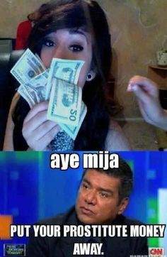 Why you take pics with money? George Lopez, Mexican Problems, Comedy Tv Shows, Dry Humor, Mexican Humor, Thinking Out Loud, Laughing So Hard, Memes, I Laughed