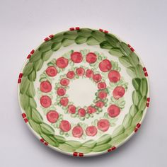 vincente Serving Bowls, Plates, Tableware, Design, Red, Green, Dishes, Licence Plates, Dinnerware