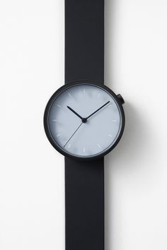 Stencil Watch by Nendo Inspired by Drafting Tools