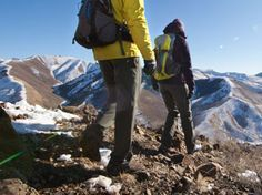 Training to hike the John Muir Trail
