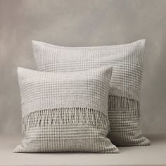 Buy Bedroom > Bedspreads & Cushions > Princeton Cushion Covers from The White Company