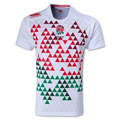 England Sevens 2014 Home Pro Rugby Jersey Rugby Equipment, New Zealand Rugby, World Rugby, Rugby Players, Sport Fashion, Sport Outfits, Menswear, Rugby Jerseys, Rugby Shirts