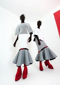 В авангарде. Lookbook by designer Robert Wun (Fall 2014) / Лукбуки / ВТОРАЯ УЛИЦА
