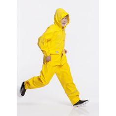 Rukka Classic Kids Rainwear has now ceased production Rain Parka, Jung In, Rain Hat, Waterproof Coat, Kids Fashion, Womens Fashion, Dungarees, Kind Mode, Anorak