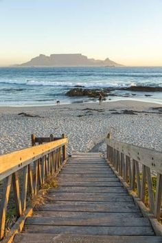 Photographic Print: Bloubergstrand Beach with Table Mountain in Background. Cape Town, Western Cape, South Africa by Peter Adams : South Africa Safari, Cape Town South Africa, Cape Town Photography, Africa Destinations, Destin Florida, Table Mountain, Beach Trip, Beach Travel, East Coast