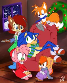 Merry Christmas To All :'D by Chicaaaaa on deviantART