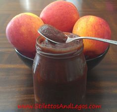 APPLE BUTTER!!! Homemade Apple Butter Recipe