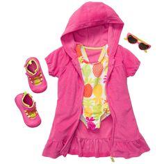 pineapple princess swimsuit. #carters
