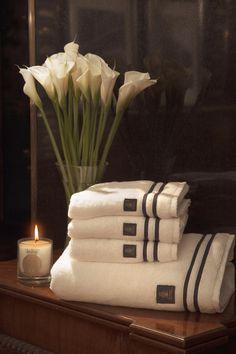 Lexington Handtuch Superior Weiß · home go lucky