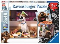 Puzzle Mascotas Pets Perros ( Ref:  0000009413 )