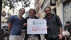Refugees Welcome in Berlin