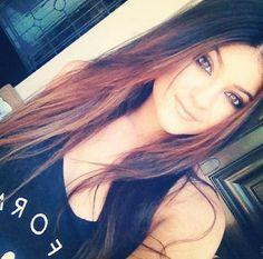 like the hair color .sassy lil italian.
