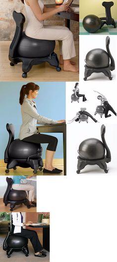 exercise balls 31390: balance ball chair fitness yoga exercise