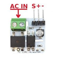 AC Detection Board for industrial application