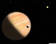 Giant Exoplanet Discovered 13,000 Light-Years Away Is Among The Most Distant Ever Seen