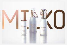 MILKO - Super-premium Dairy Products on Behance